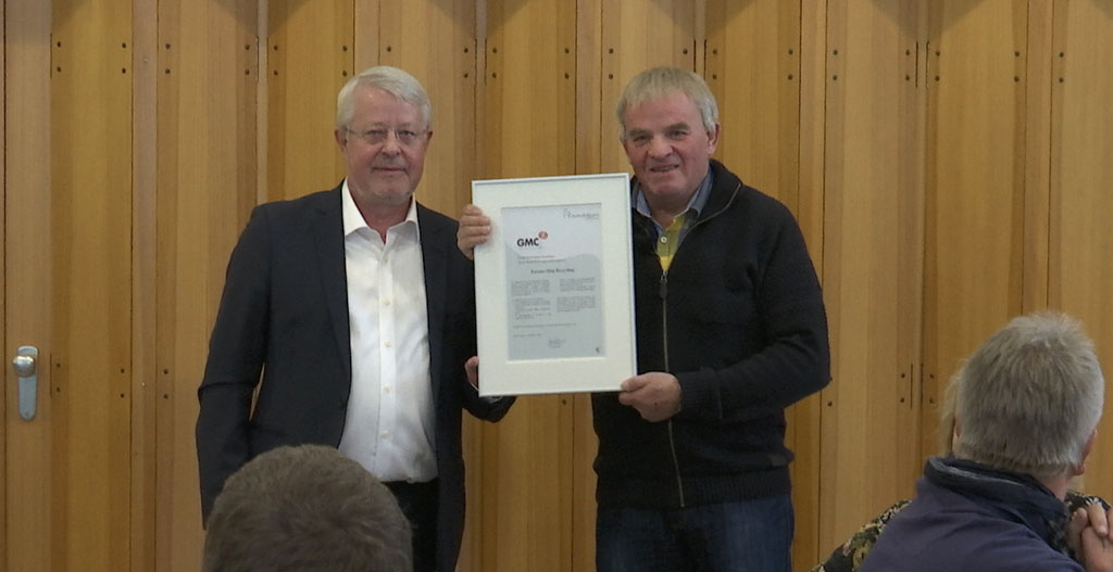 Fornæs Ship Recycling GMC certifikat